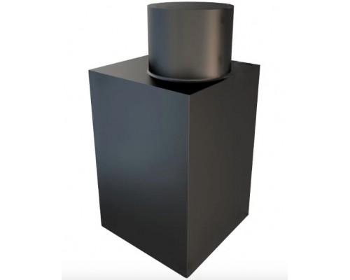 Кессон металл. квадратный